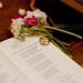 Elegant Wedding Ring with the Bible at Ann Norton Sculpture Garden in Palm Beach, FL thumbnail