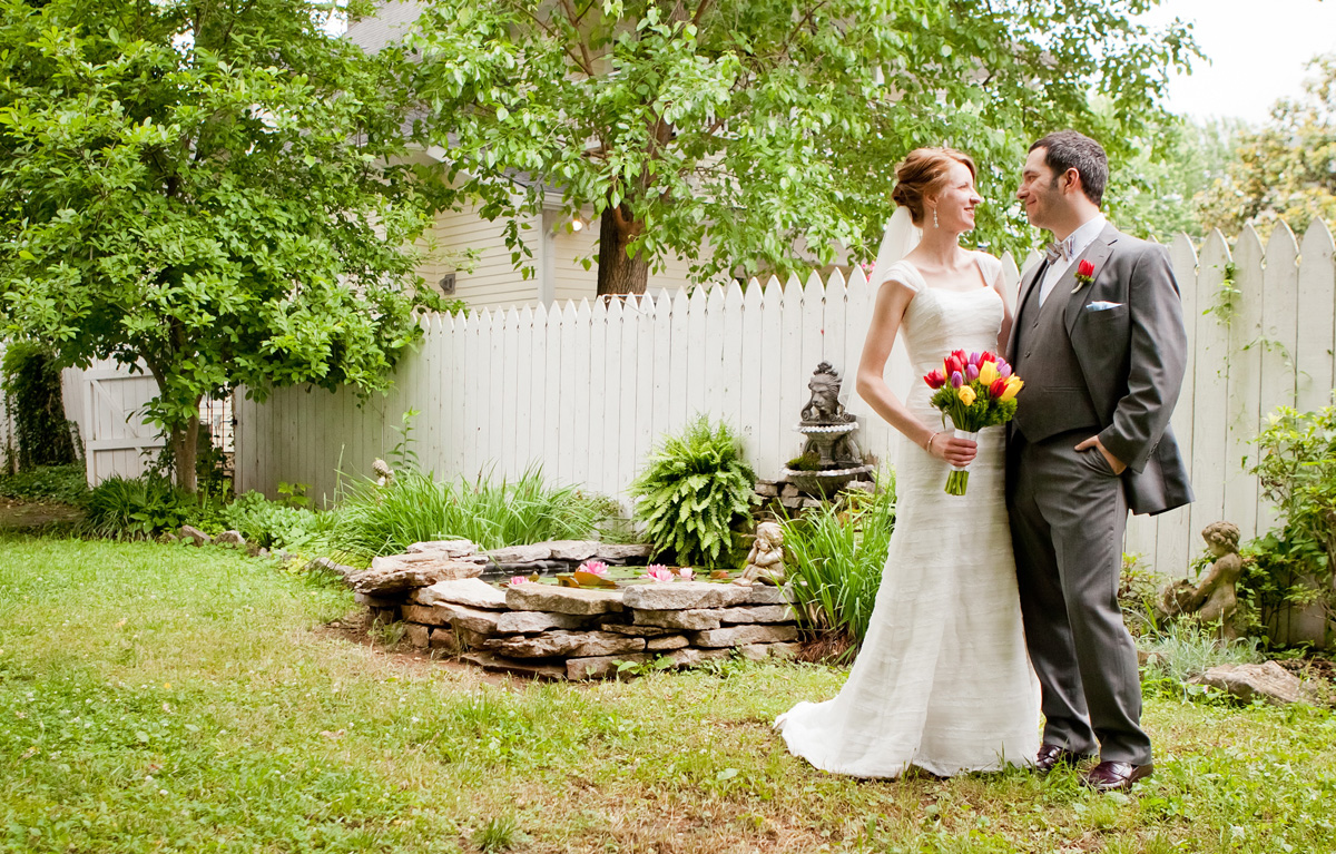 Elegant Garden Bridal Portrait | The Majestic Vision Wedding Planning | Ann Norton Sculpture Garden in Palm Beach, FL | www.themajesticvision.com | Dove Wedding Photography