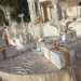 Elegant Waterfront Wedding Reception with Seashell Centerpieces at Villas Mar Azure in Ponce, PR thumbnail