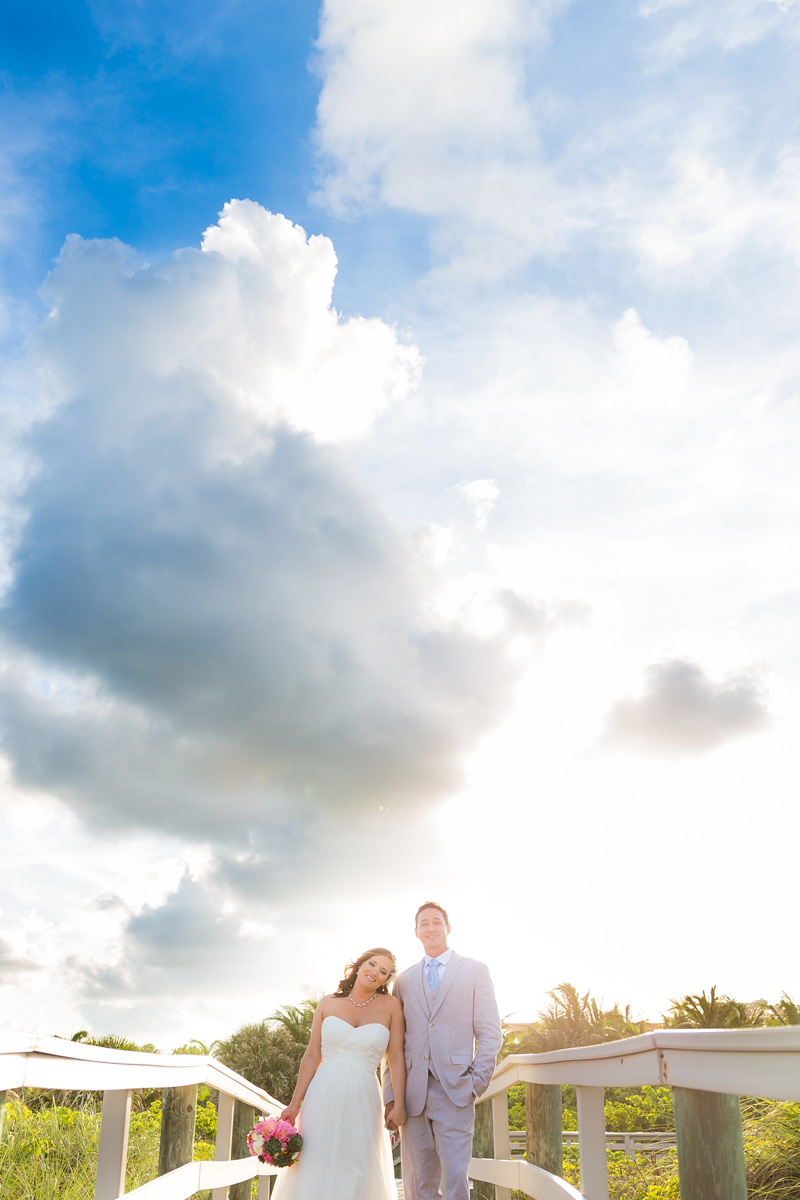 Romantic Bridal Portrait | The Majestic Vision Wedding Planning | Palm Beach Shores Community Center in Palm Beach, FL | www.themajesticvision.com | Chris Kruger Photography