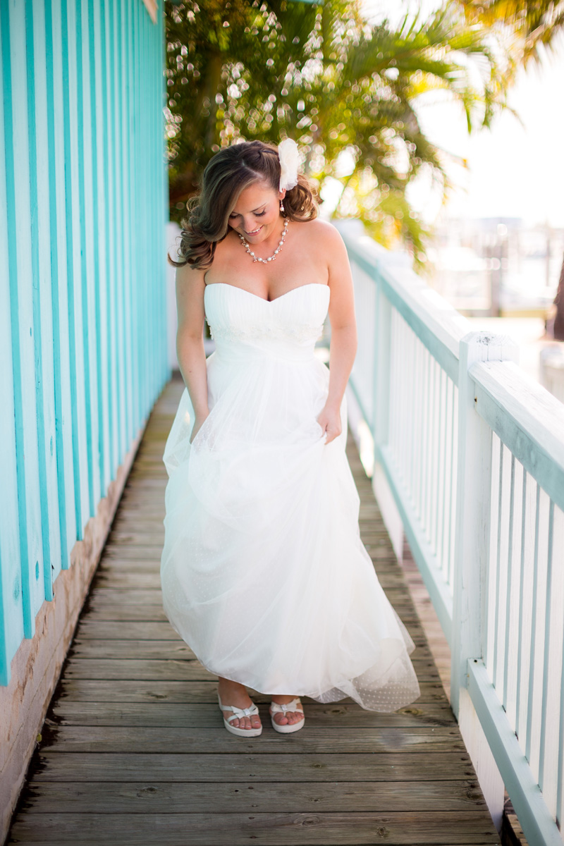 Stunning Bridal Portrait | The Majestic Vision Wedding Planning | Palm Beach Shores Community Center in Palm Beach, FL | www.themajesticvision.com | Chris Kruger Photography