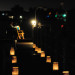 Lace Paper Lanterns for Beautiful Nighttime Wedding Proposal in Palm Beach, FL thumbnail