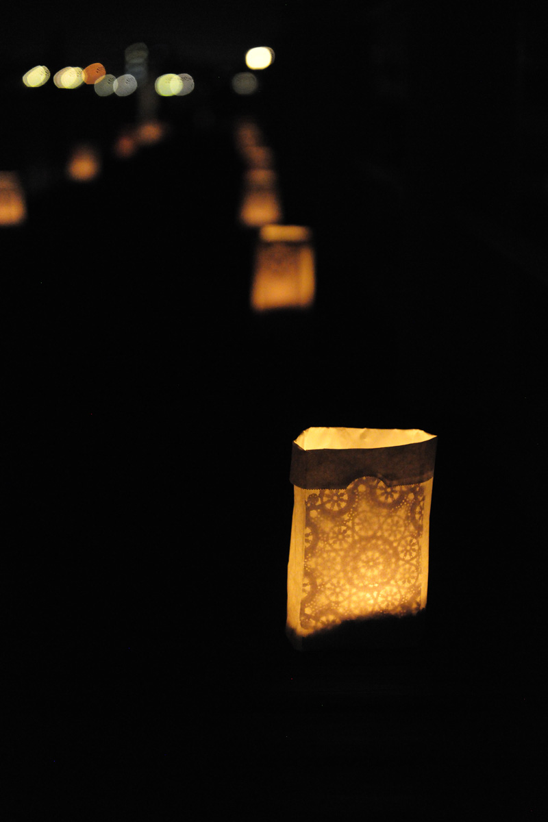 Lace Paper Lanterns for Beautiful Nighttime Wedding Proposal | The Majestic Vision Wedding Planning | Palm Beach, FL | www.themajesticvision.com | Emily Allongo Photography