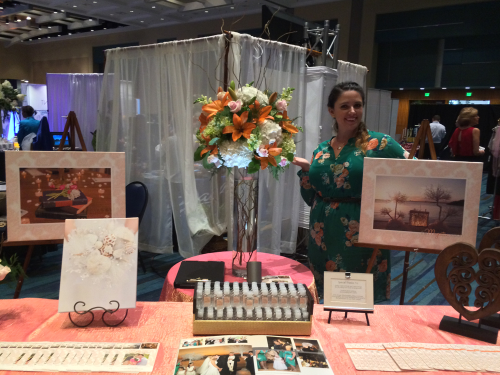 Palm Beach Brides Bridal Show | The Majestic Vision Wedding Planning | Palm Beach Convention Center in West Palm Beach, FL | www.themajesticvision.com