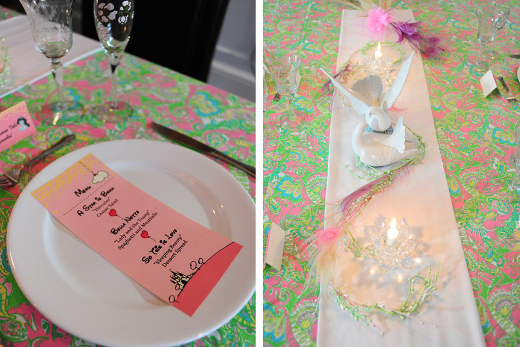 Pink and Green Disney Side Party | The Majestic Vision Wedding Planning | Palm Beach, FL | www.themajesticvision.com | Emily Allongo Photography
