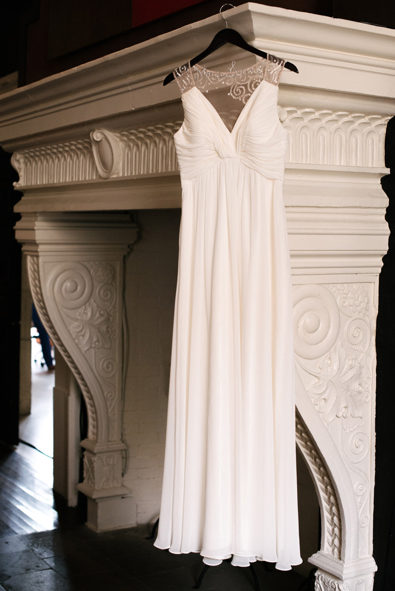 Elegant Bridal Gown | The Majestic Vision Wedding Planning | The Addison Boca in Palm Beach, FL | www.themajesticvision.com | Starfish Studios