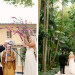 Romantic Butterfly Release for Elegant Wedding Ceremony at The Addison Boca in Palm Beach, FL thumbnail
