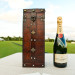 Elegant Wine Box Ceremony on the Polo Fields at International Polo Club in Palm Beach, FL thumbnail