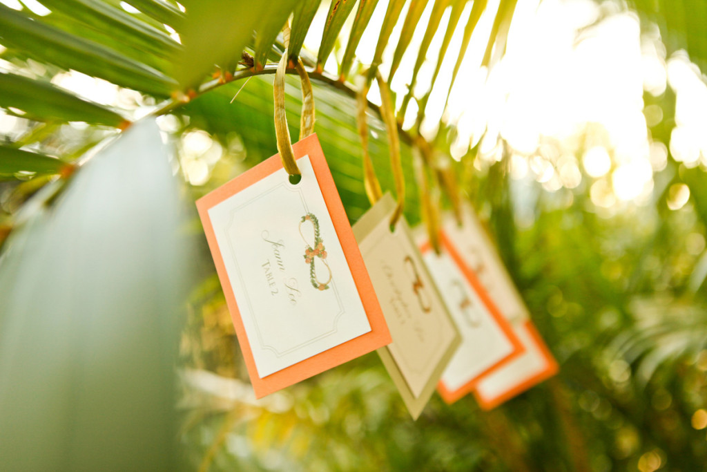 Unique Infinity Symbol Escort Card Display | The Majestic Vision Wedding Planning | International Polo Club in Palm Beach, FL | www.themajesticvision.com | Krystal Zaskey Photography