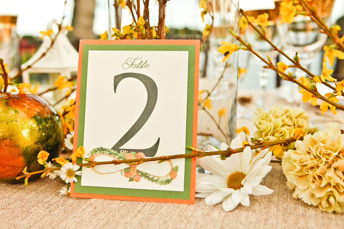 Unique Infinity Symbol Table Number | The Majestic Vision Wedding Planning | International Polo Club in Palm Beach, FL | www.themajesticvision.com | Krystal Zaskey Photography