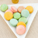 Delicious Yellow, Orange and Pink Macaroons at International Polo Club in Palm Beach, FL thumbnail