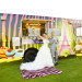Fun Wedding Cupcake Truck at International Polo Club in Palm Beach, FL thumbnail