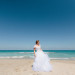 Beautiful Bridal Portrait on the Beach at Marriott Singer Island in Palm Beach, FL thumbnail