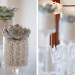 Modern Centerpieces with Succulents at Marriott Singer Island in Palm Beach, FL thumbnail