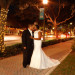 Romantic Bridal Portrait on Atlantic Avenue at 32 East in Palm Beach, FL thumbnail