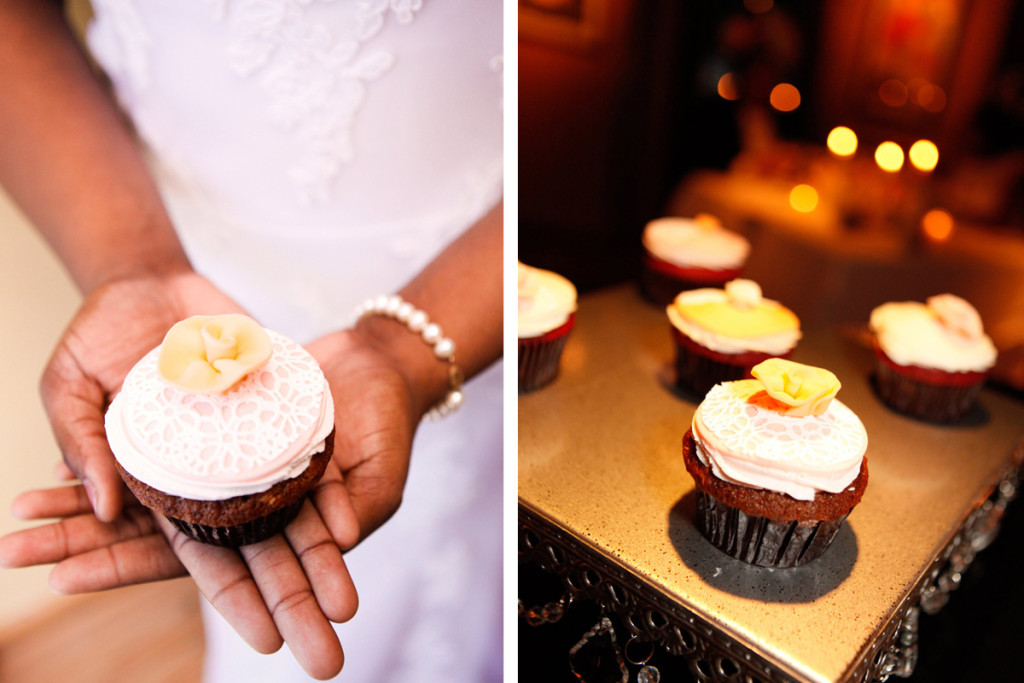 Romantic Pink and White Cupcake | The Majestic Vision Wedding Planning | 32 East in Palm Beach, FL | www.themajesticvision.com | Krystal Zaskey Photography