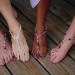 Elegant Bridesmaid Beach Shoes at Sailfish Marina in Palm Beach, FL thumbnail