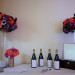 Elegant Wine Bottle Guest Book Table at Sailfish Marina in Palm Beach, FL thumbnail