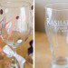 Elegant Personalized Bride Wine Glass at Sailfish Marina in Palm Beach, FL thumbnail