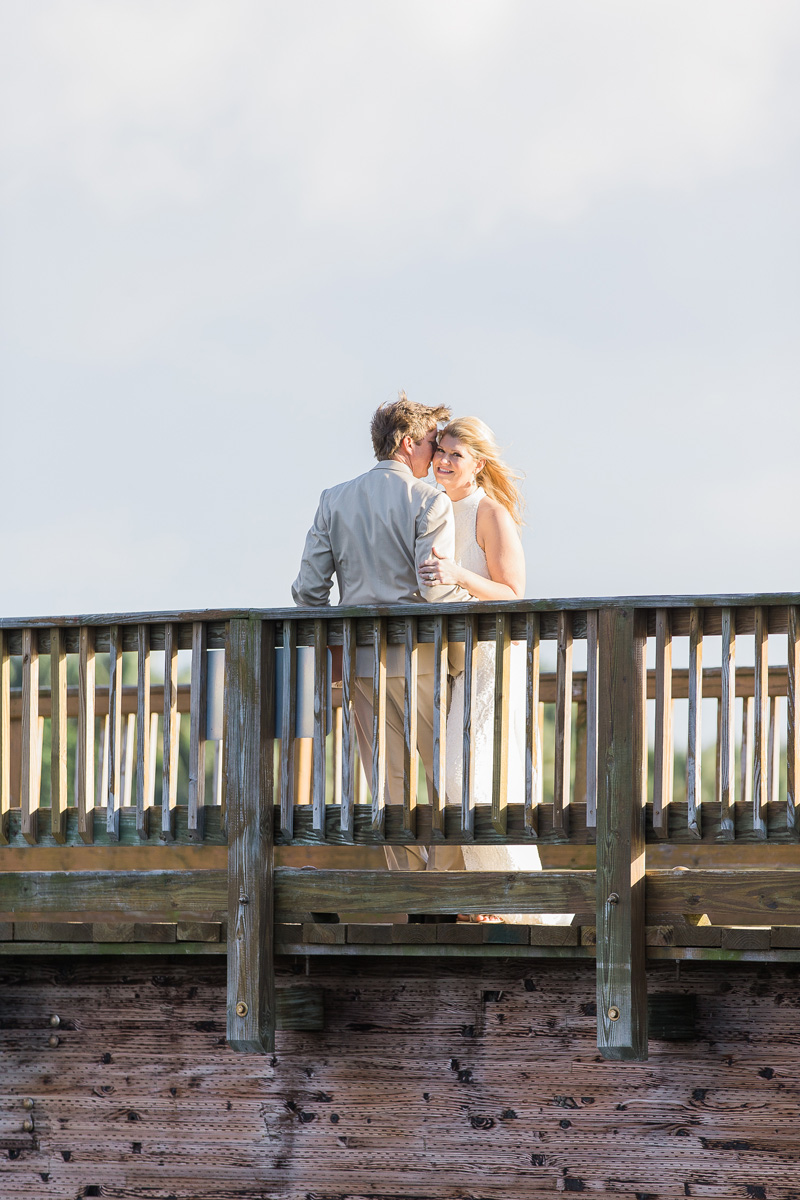 Stunning Bridal Portrait on the Dock | The Majestic Vision Wedding Planning | Sailfish Marina in Palm Beach, FL | www.themajesticvision.com | Chris Kruger Photography