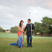 Elegant Bridal Portrait on Golf Course at PGA National in Palm Beach, FL thumbnail