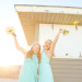 Elegant Ombre Bridal Party at Palm Beach Shore in Palm Beach, FL thumbnail