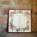 Elegant Marsala Wedding Ceremony Program at Anodyne Coffee in Milwaukee, WI thumbnail