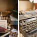 Vintage Typewriter Guestbook at Anodyne Coffee in Milwaukee, WI thumbnail