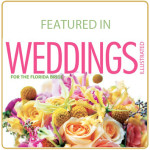 Featured on Weddings Illustrated | The Majestic Vision Wedding Planning | Palm Beach, FL and Milwaukee, WI| www.themajesticvision.com