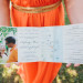 Quad-fold Wedding Invitation with Custom Map and RSVP Mad Lib at Palm Beach Zoo in Palm Beach, FL thumbnail