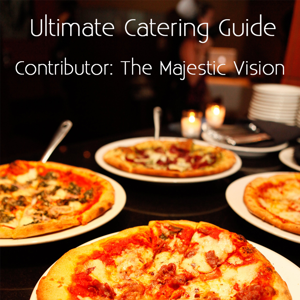Ultimate Catering Guide | The Majestic Vision Wedding Planning | Palm Beach, FL and Milwaukee, WI | www.themajesticvision.com